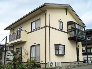新潟市 M様邸 外壁塗装リフォーム事例