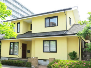 新潟市 S様邸 外壁塗装リフォーム事例