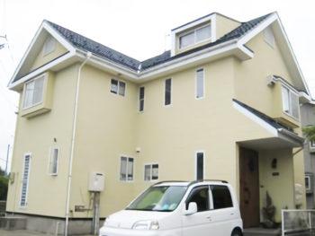 新潟市 I様邸 外壁塗装リフォーム事例