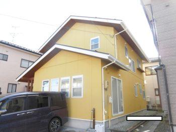 新潟市南区 S様邸 外壁・屋根塗装工事